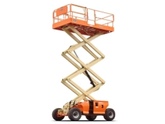 Rental store for 26  Scissor Lift, R T in Middletown CT