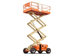 Rental store for 33  Scissor Lift, R T in Middletown CT