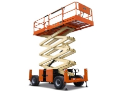 Rental store for 40  Scissor Lift, R T in Middletown CT