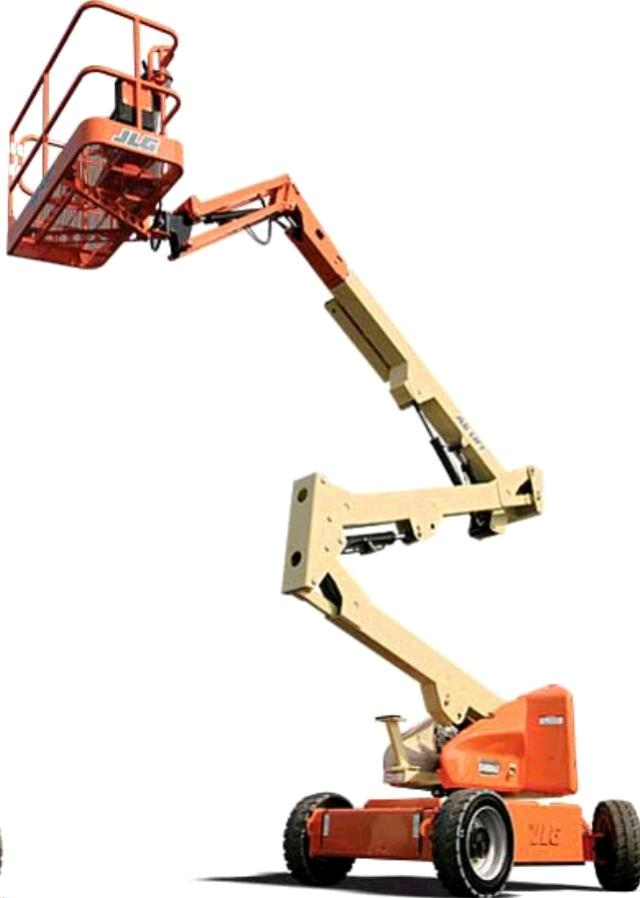 Where to find 45  Boom Lift, Articulated, Electric in Middletown