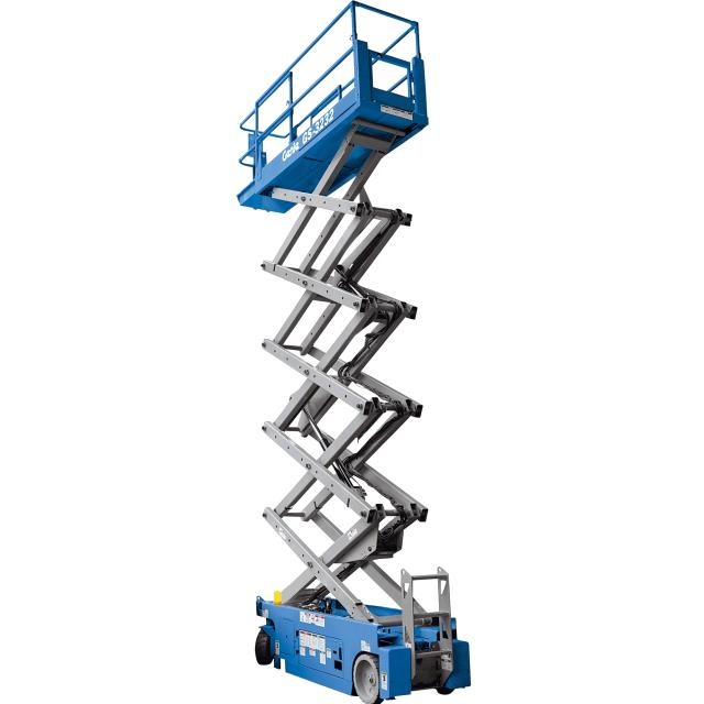 Where to find 32  Scissor Lift, Electric, Narrow in Middletown