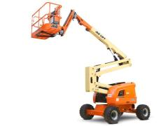 Rental store for 45  Boom Lift, R T-Articulated, Diesel in Middletown CT
