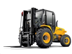 Rental store for Rough Terrain Forklift, 6,000 lbs, 22 in Middletown CT