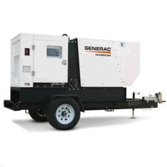 Rental store for 80 KW Towable Generator, Diesel in Middletown CT
