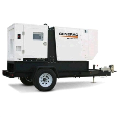 Rental store for 45 KW Towable Generator, Diesel in Middletown CT