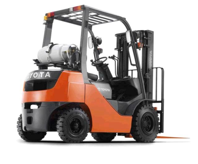 Industrial Fork Truck Rentals in Middletown Connecticut, Middlesex County CT