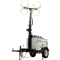 Rental store for 15,000W Mobile Light Tower, Diesel in Middletown CT
