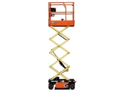Rental store for 15  Scissor Lift, Electric in Middletown CT