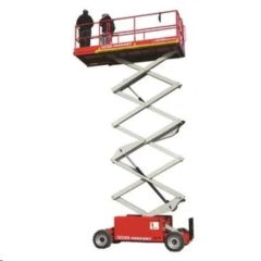 Rental store for 40  Scissor Lift, Electric, R T in Middletown CT