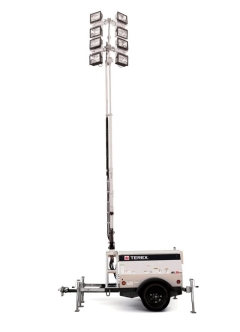 Rental store for 6,000W Mobile Light Tower, Diesel in Middletown CT