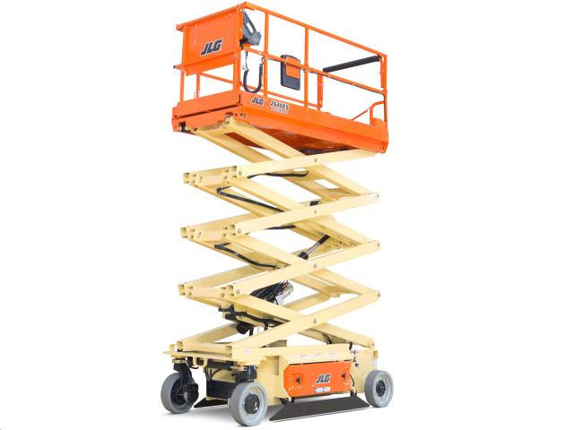 Scissor Lift Rentals in Middletown Connecticut, Middlesex County CT
