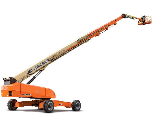Rent Boomlifts - Telescopic