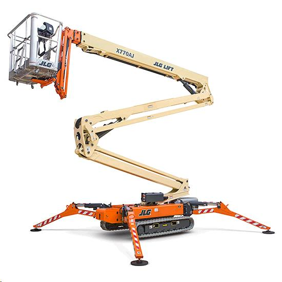 Rent Boomlifts - Atrium / Crawler