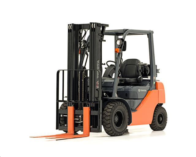 Rent Industrial Fork Trucks